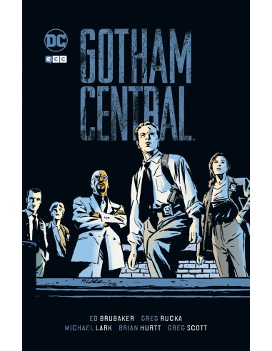 GOTHAM CENTRAL 1 DE 2