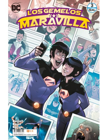 LOS GEMELOS MARAVILLA 03 DE 3