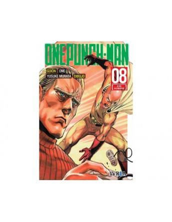 ONE PUNCH-MAN Nº 08