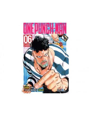 ONE PUNCH-MAN Nº 06