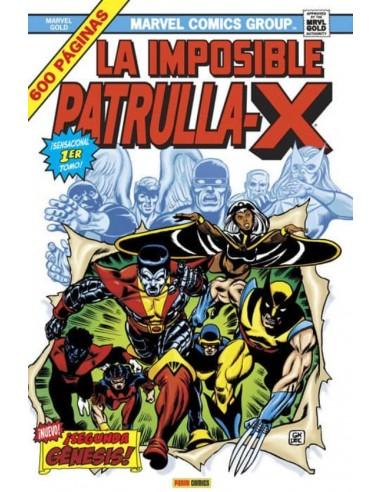 LA IMPOSIBLE PATRULLA-X 1. ¡SEGUNDA...