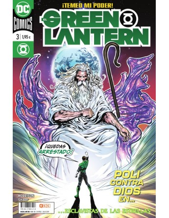 EL GREEN LANTERN Nº 03 / 85