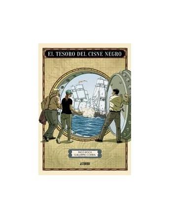 EL TESORO DEL CISNE NEGRO