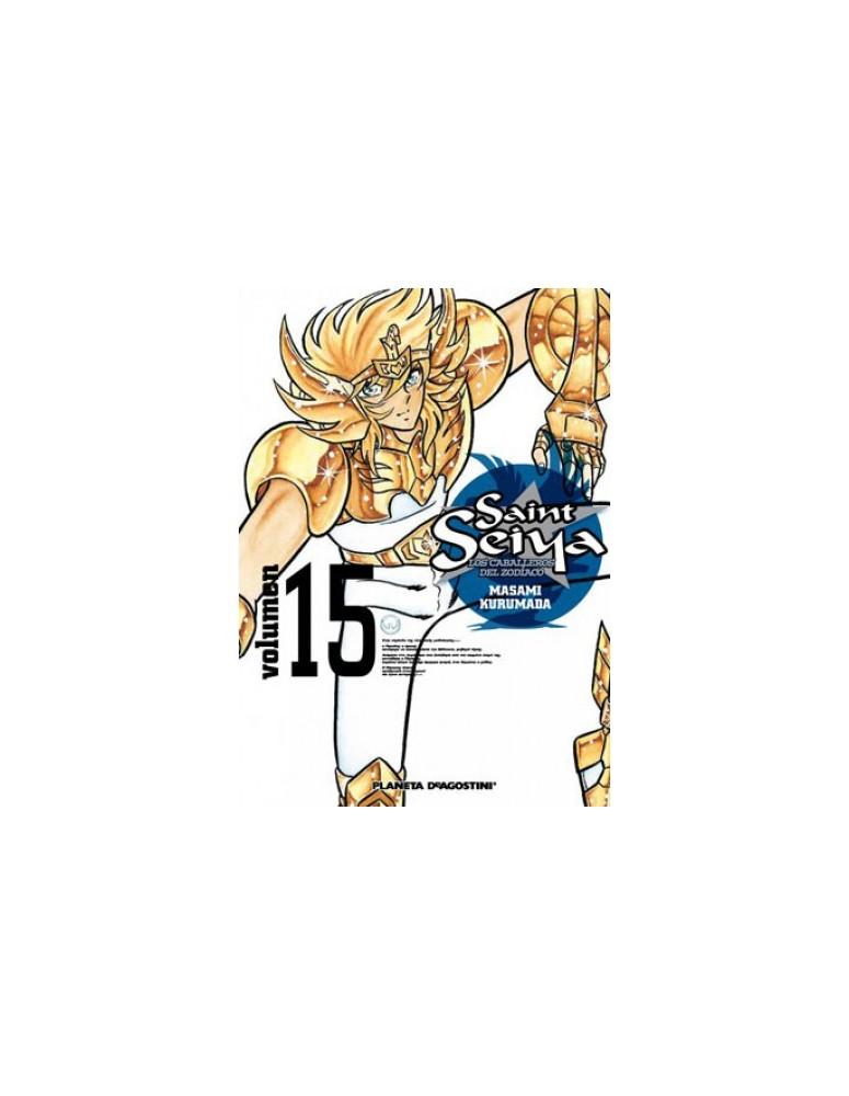 SAINT SEIYA Nº 15