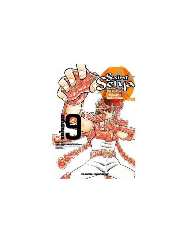 SAINT SEIYA Nº 09