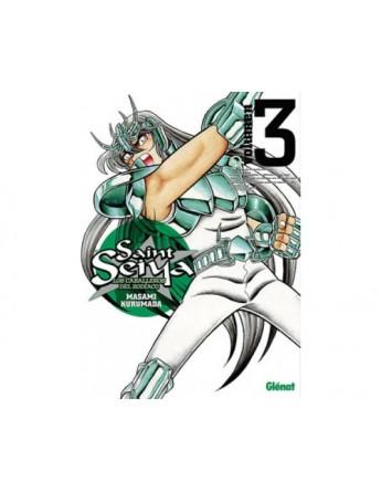 SAINT SEIYA Nº 03