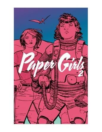PAPER GIRLS (TOMO) Nº02