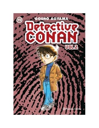 DETECTIVE CONAN II Nº 92
