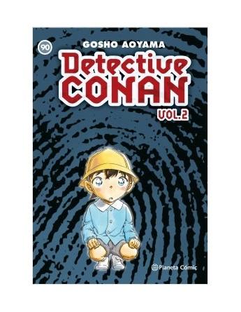 DETECTIVE CONAN II Nº 90