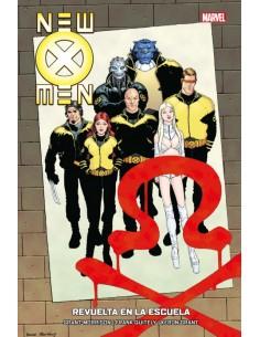 NEW X-MEN 4 de 7: REVUELTA...