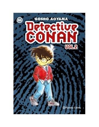 DETECTIVE CONAN II Nº 86