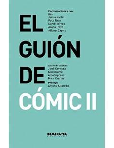 GUION DEL COMIC II