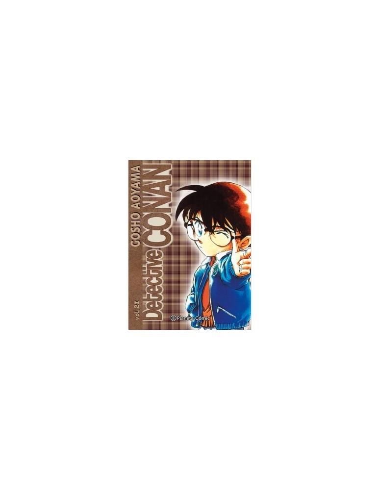 DETECTIVE CONAN Nº 21 (NUEVA EDICION)