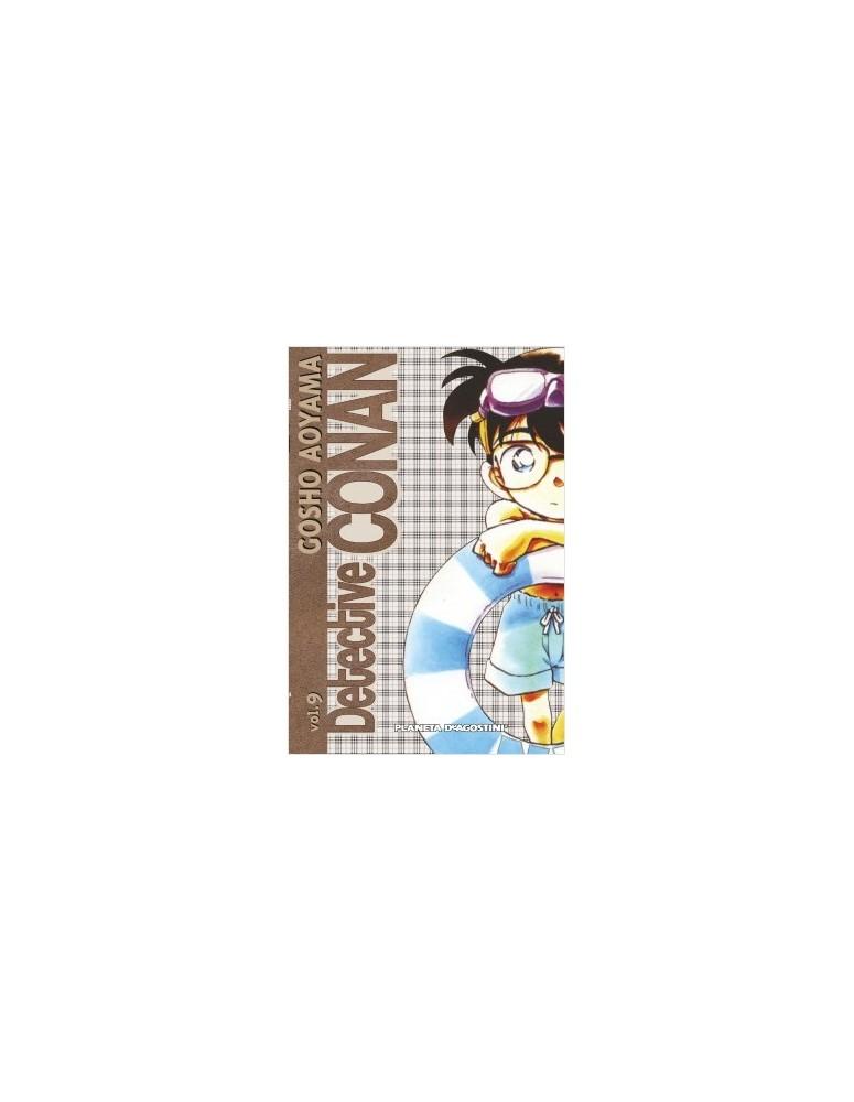 DETECTIVE CONAN Nº 09 (NUEVA EDICION)