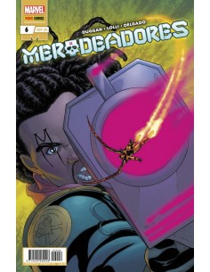 MERODEADORES Nº 06