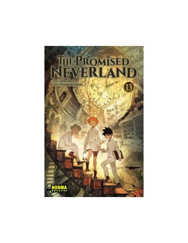 THE PROMISED NEVERLAND 13 ED ESPECIAL