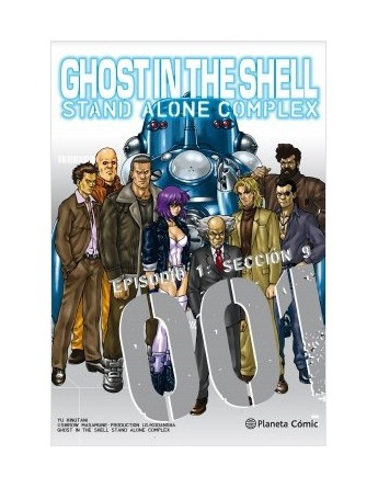 GHOST IN THE SHELL STAND...