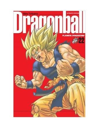 DRAGON BALL Nº 22/34
