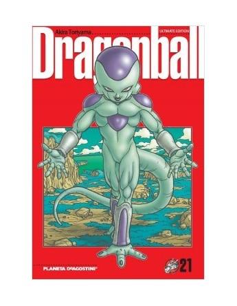 DRAGON BALL Nº 21/34
