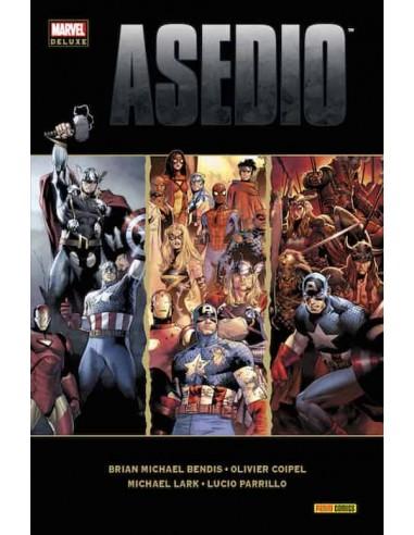 ASEDIO (MARVEL DELUXE)