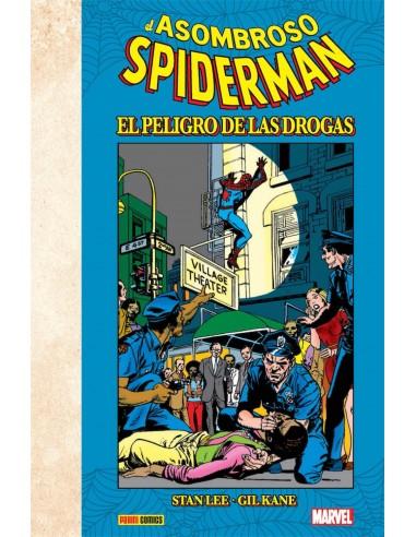 EL ASOMBROSO SPIDERMAN: EL PELIGRO DE...