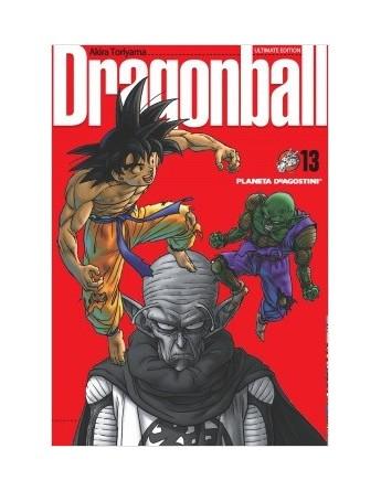 DRAGON BALL Nº 13/34