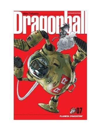 DRAGON BALL Nº 07/34