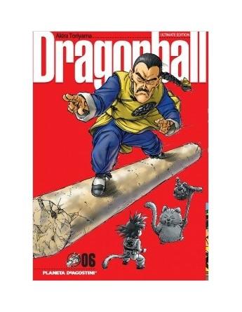 DRAGON BALL Nº 06/34