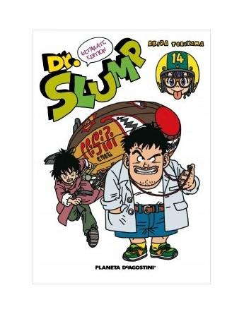 DR. SLUMP Nº14/15