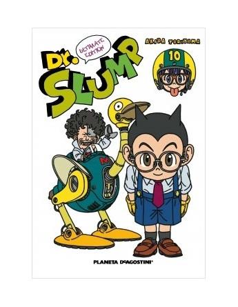 DR. SLUMP Nº10/15
