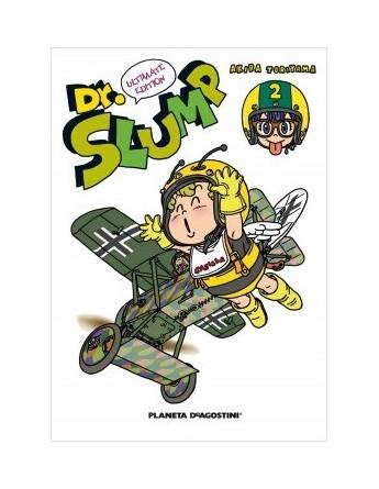 DR. SLUMP Nº02/15