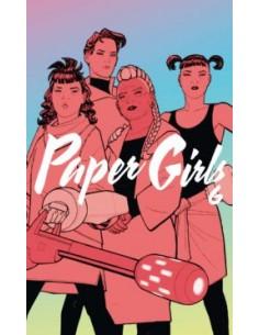 PAPER GIRLS (TOMO) Nº 06