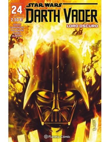 STAR WARS DARTH VADER LORD OSCURO 24