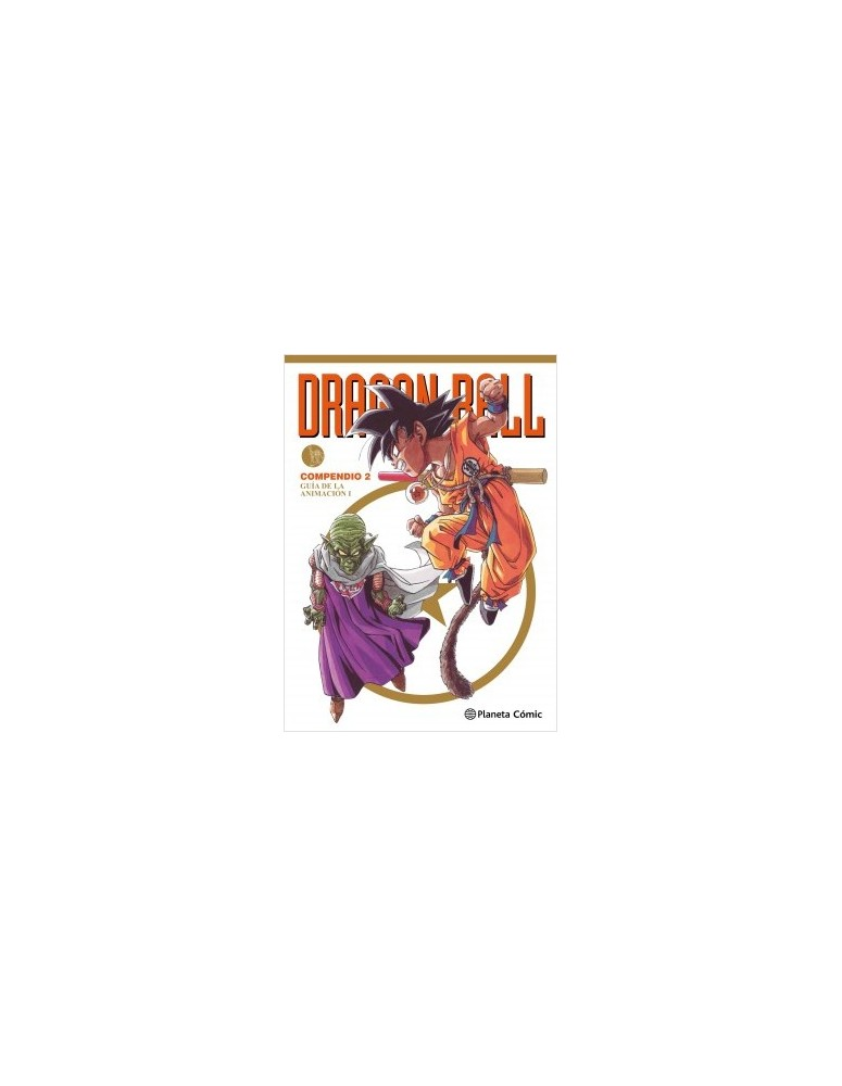 DRAGON BALL COMPENDIO Nº 02/04