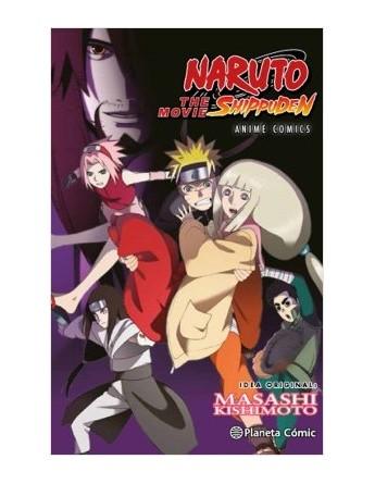 NARUTO ANIME COMIC Nº01