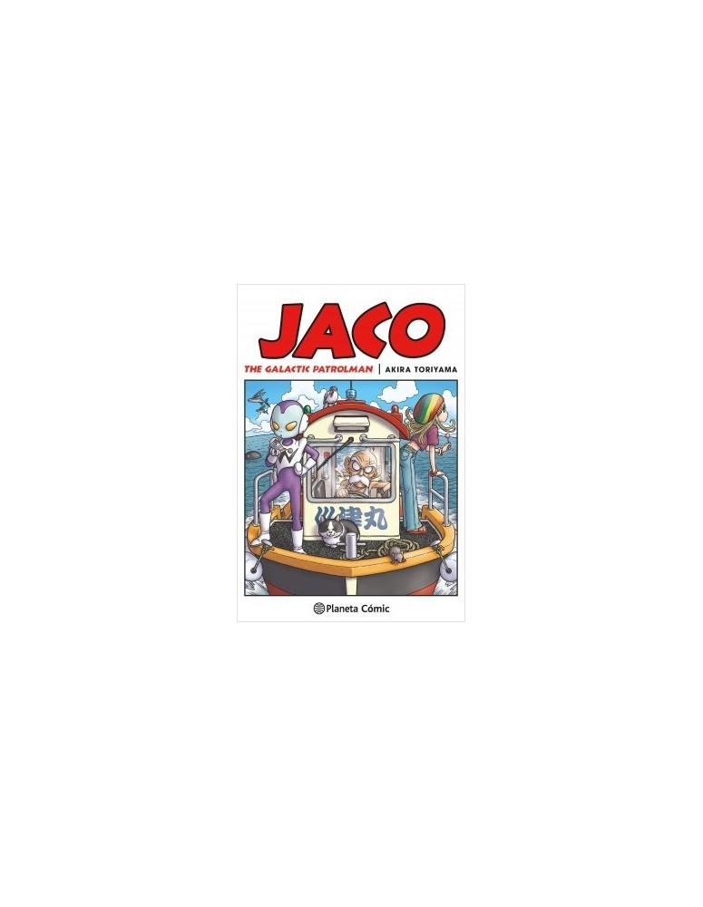 DRAGON BALL Nº 00 JACO