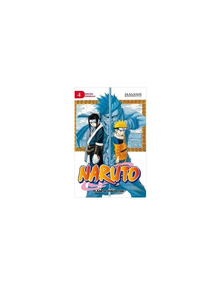 NARUTO Nº04/72