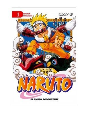 NARUTO Nº01/72