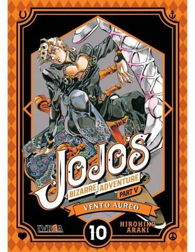 JOJO'S BIZARRE ADVENTURE PARTE V:...