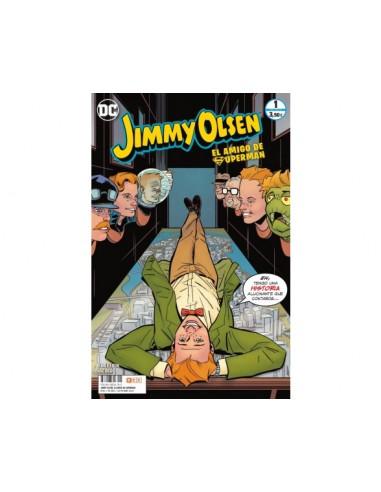 JIMMY OLSEN, EL AMIGO DE SUPERMAN 01...