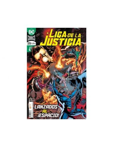 LIGA DE LA JUSTICIA 25 / 103