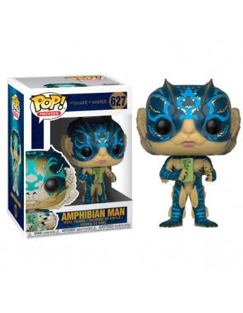 Figura POP Shape of Water Amphibian Man with Card