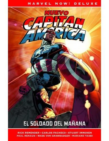 CAPITAN AMERICA DE RICK REMENDER 03....