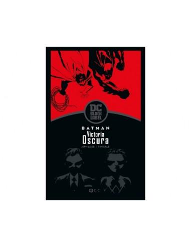 BATMAN: VICTORIA OSCURA BLACK LABEL