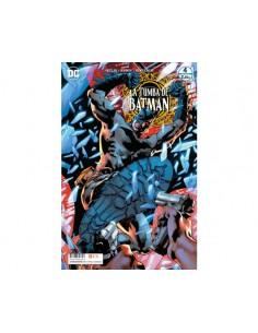 LA TUMBA DE BATMAN 04 DE 12