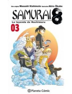 SAMURAI 8 Nº 03