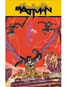 BATMAN VOL. 02: LA NOCHE DE...