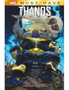 MARVEL MUST-HAVE. THANOS:...
