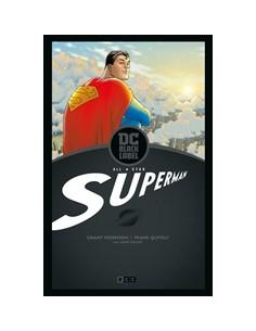 ALL-STAR SUPERMAN BLACK LABEL