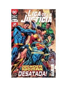 LIGA DE LA JUSTICIA 26 / 104